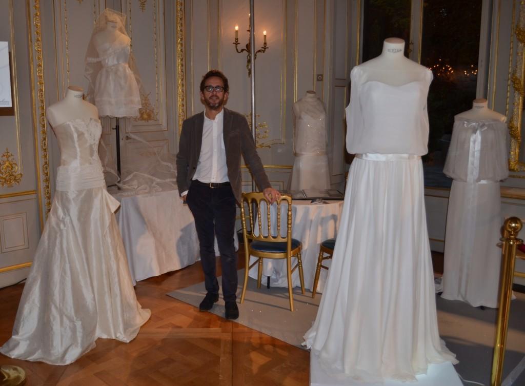 Sand de Gilles Zimmer Créateur Robes de mariée